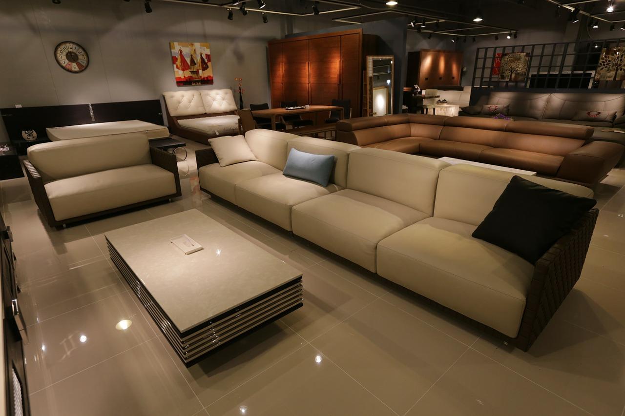 Modern interieur voorbeelden voor een huis Clean modern interior design