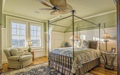 Dierenhuiden op je slaapkamer