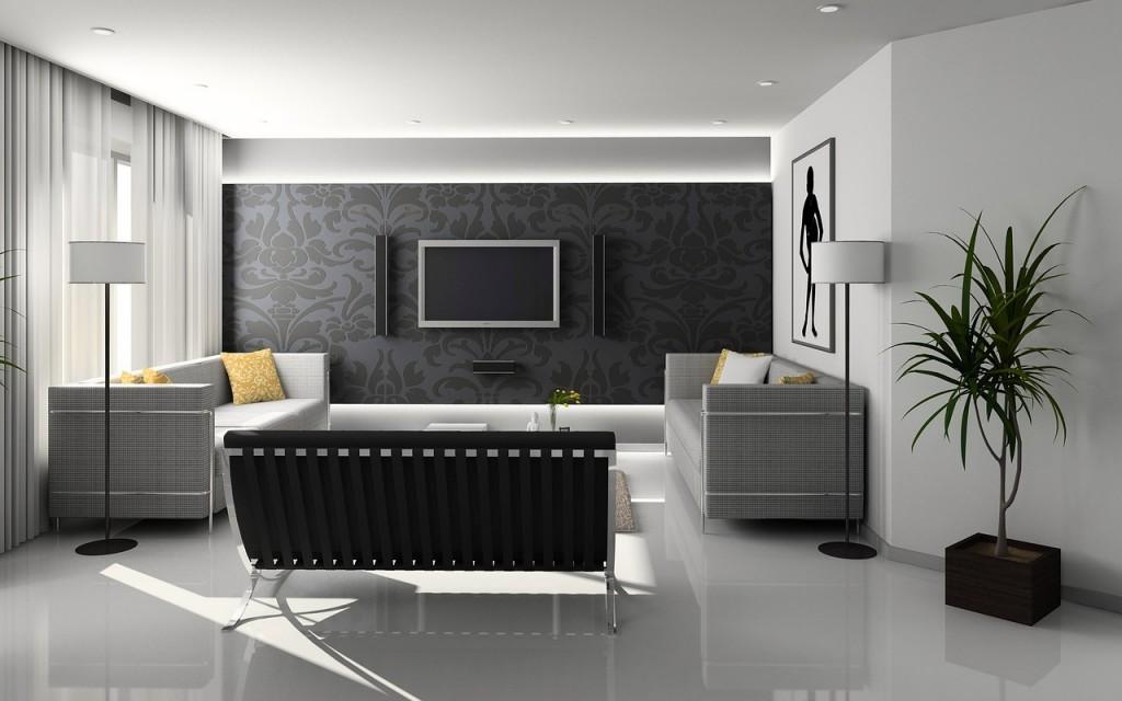 Komt er bij de moodboard vooral zwart en wit naar voren? Stem hier dan je woonkamer op af.