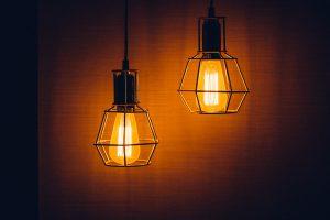 Led design lampen