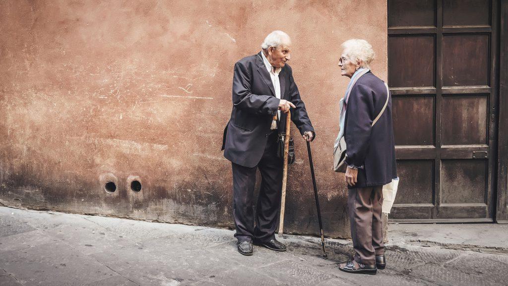 ouderen thuis