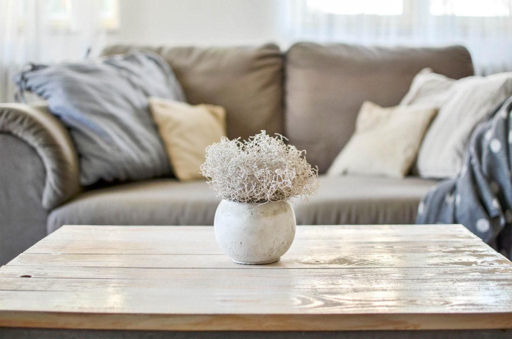 Betaalbare landelijke meubels