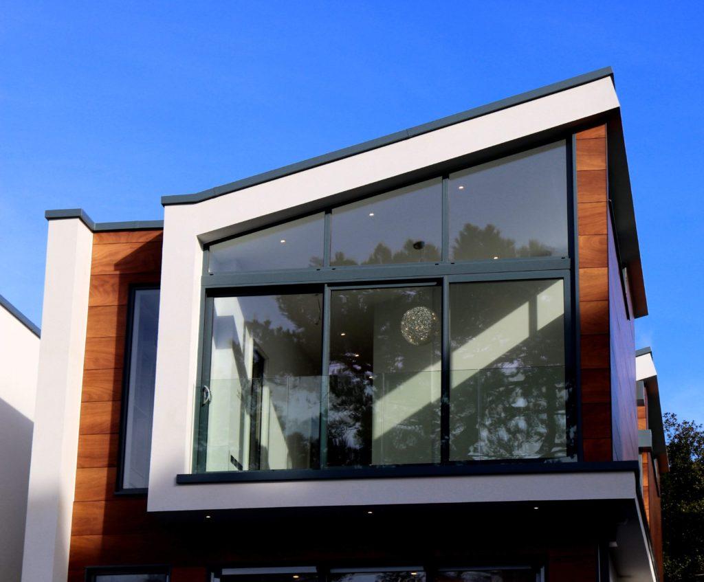 Modern huis bouwen