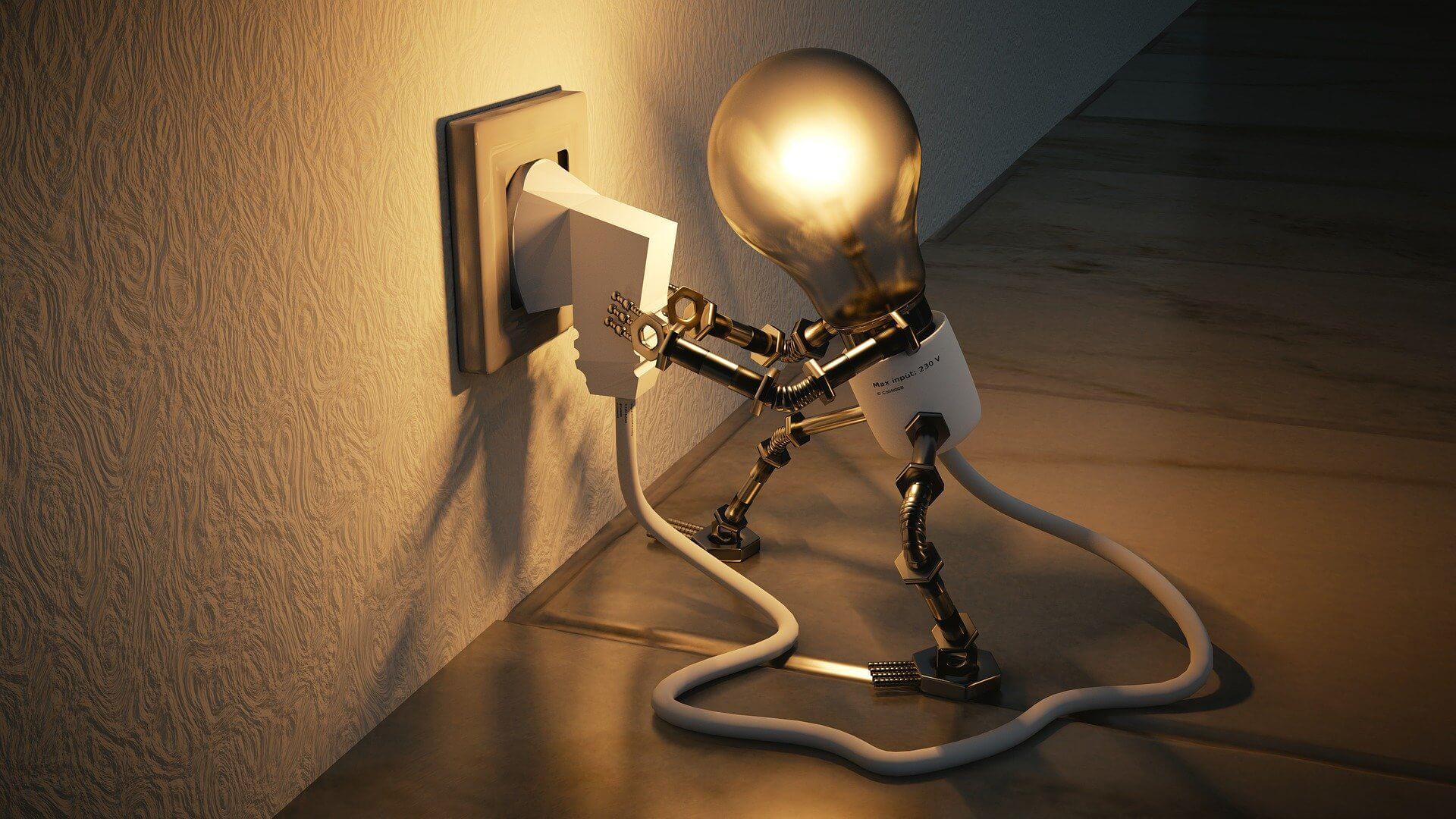 zes tips besparen op verlichting